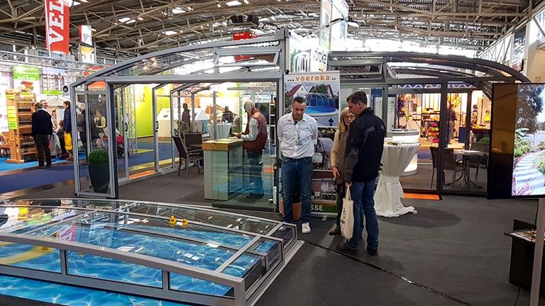 VÖROKA auf der Heim + Handwerk Messe München